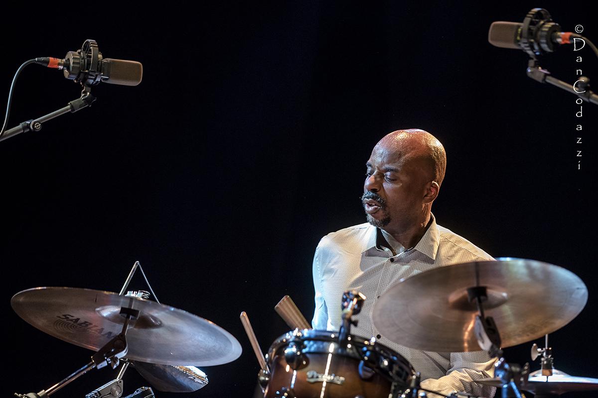 Chad Taylor, Sant'Anna Arresi Jazz Festival 2018