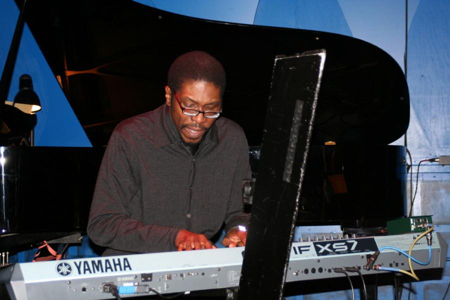 Reggie Bishop @Jazz Kitchen