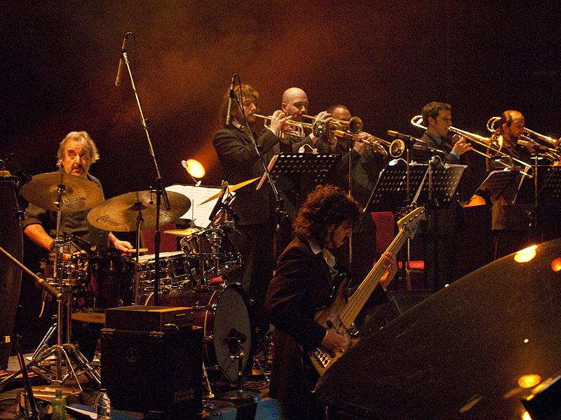 Arturo Sandoval's Orchestra in Buenos Aires, Argentina