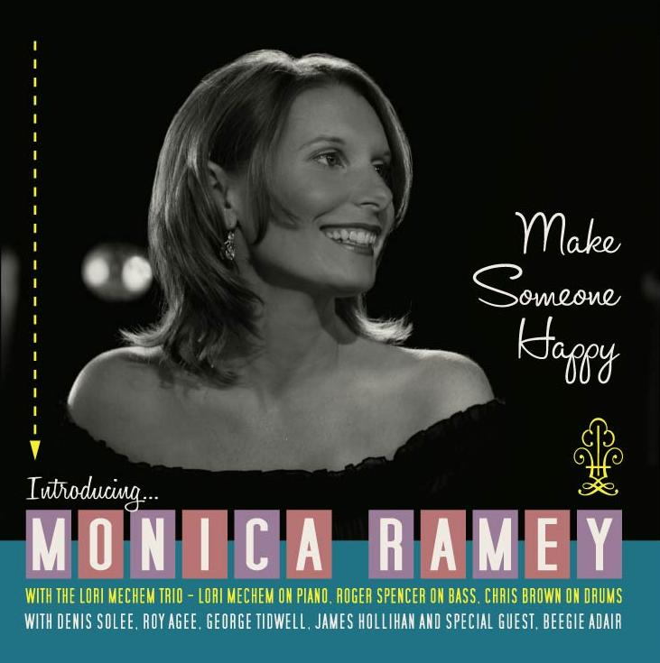 Album Make Someone Happy by Monica Ramey