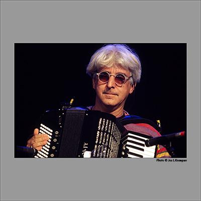 Gil Goldstein, Jazz in Marciac, France, August 2001