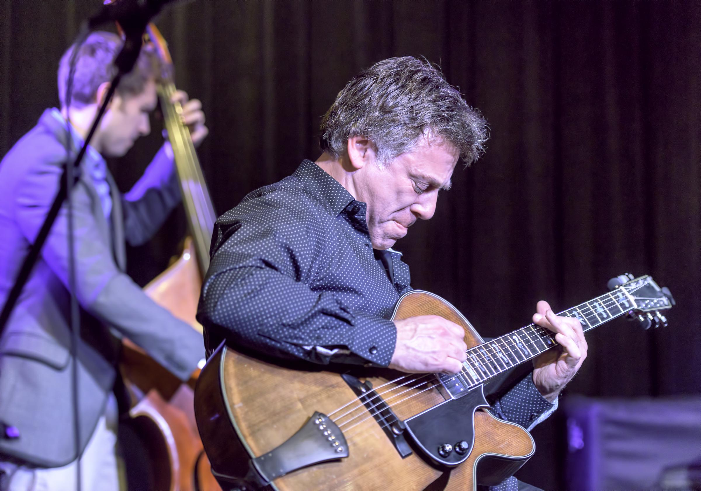 Peter Bernstein And Ben Hedquist At The Nash, Phoenix
