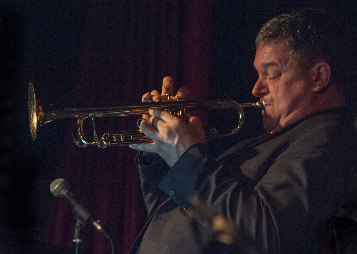 "Kevin Turcotte - Dave Young's CD Release ""One Way Up"" - Jazz Bistro - Toronto"