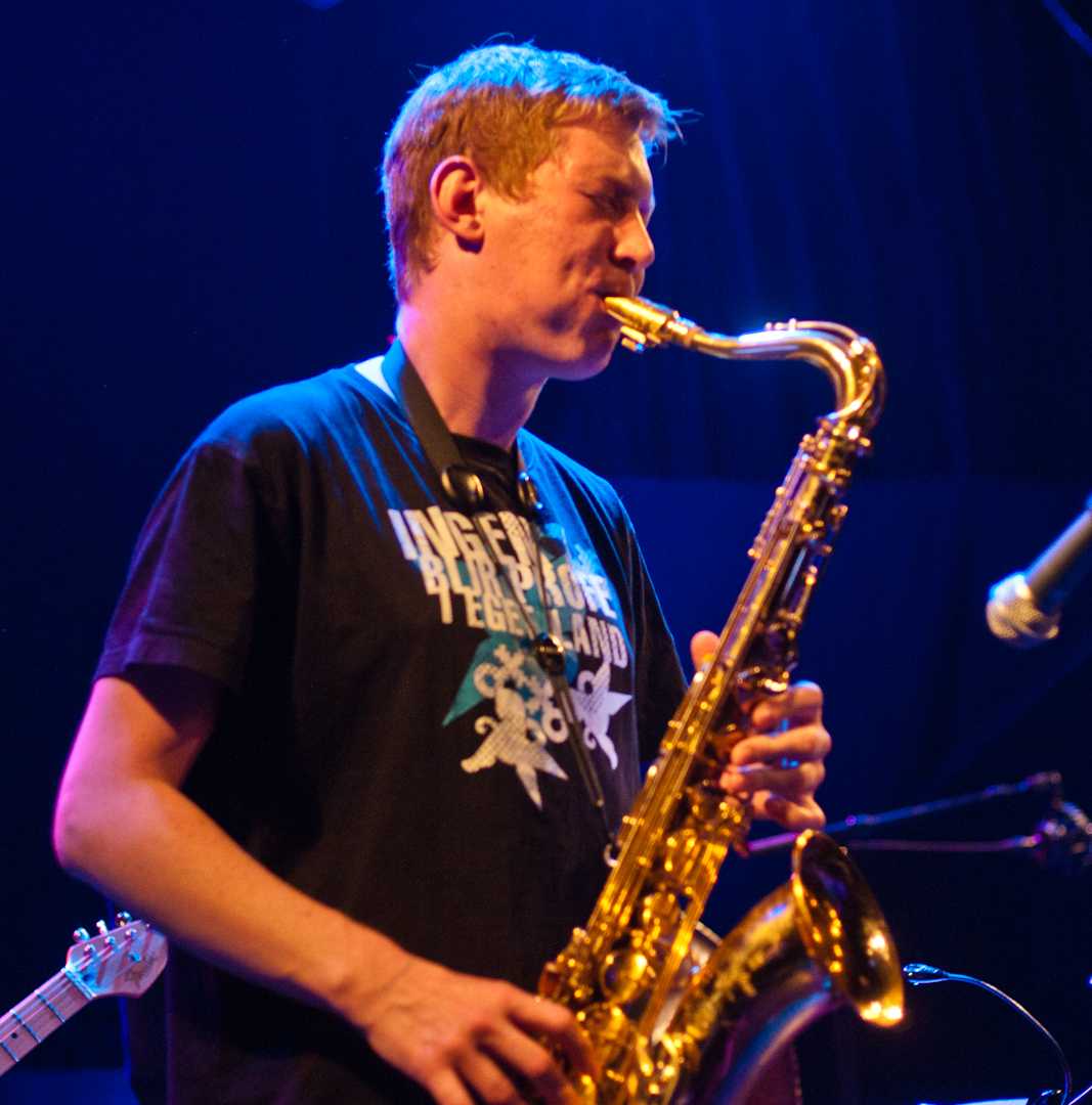 Magnus Bakken at the Oslo Jazz Festival Jam Sessions