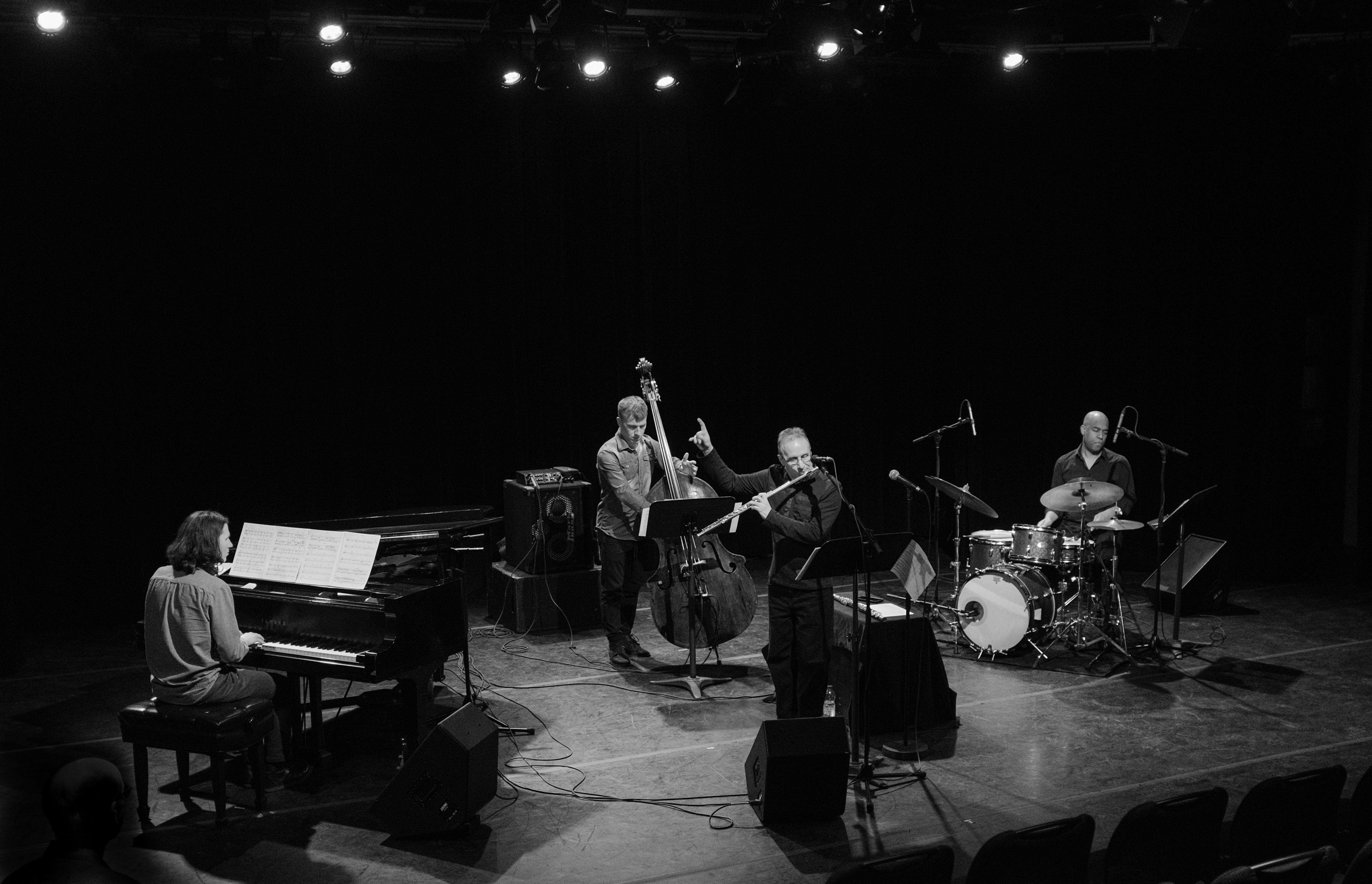 Francois Richard Quartet in MDC Plateau Mont Royal