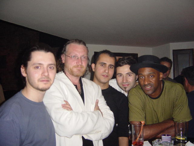 Marcus Miller @ Nardis
