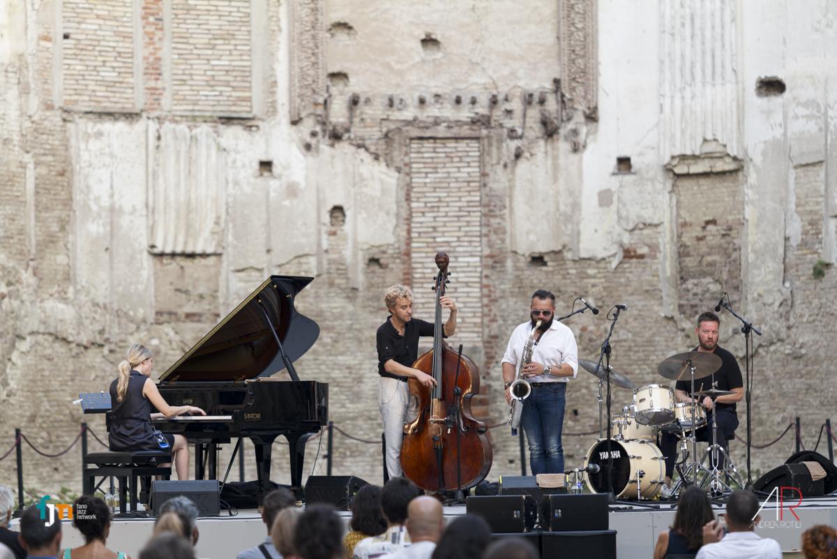 Stefano Bedetti New Quartet