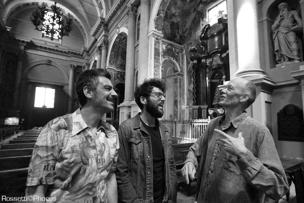 Pasquale Mirra-Filippo Vignato-Hank Roberts
