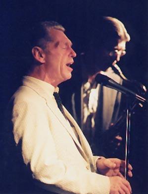 Georgie Fame and Bob Malach