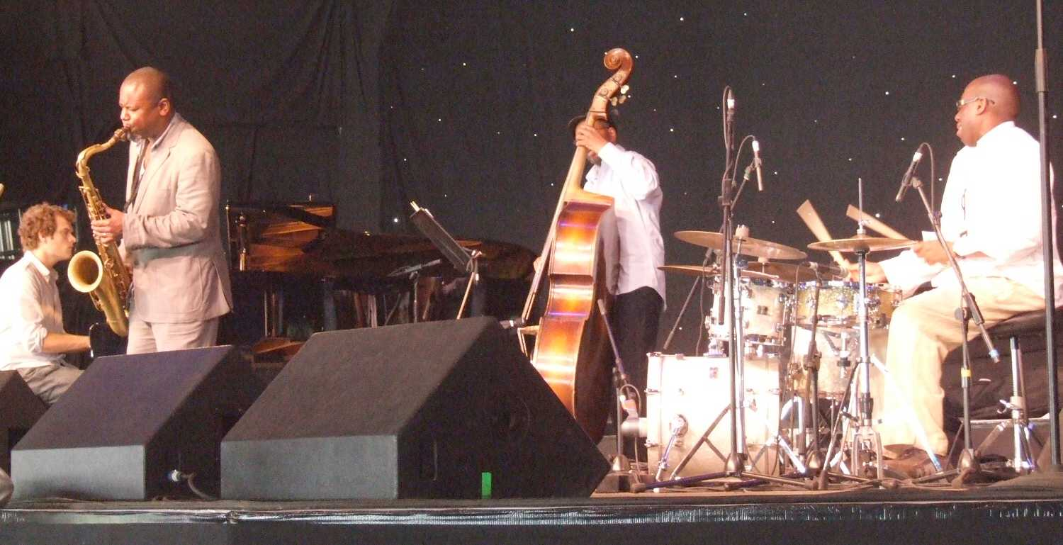 Denys Baptiste Quartet at 2009 Ealing Jazz Festival