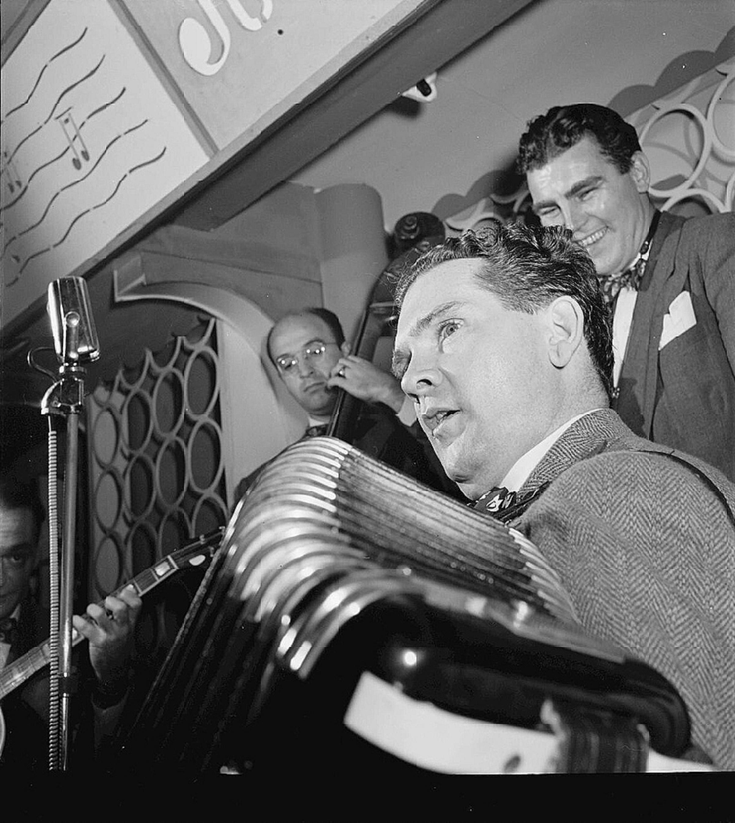 Joe Mooney Down Beat October 1946