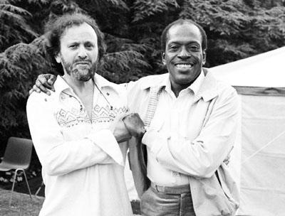 Stan Britt Kenny Drew 0324317 First Pendley Int. Jazz Fest., UK July 1985 Images of Jazz