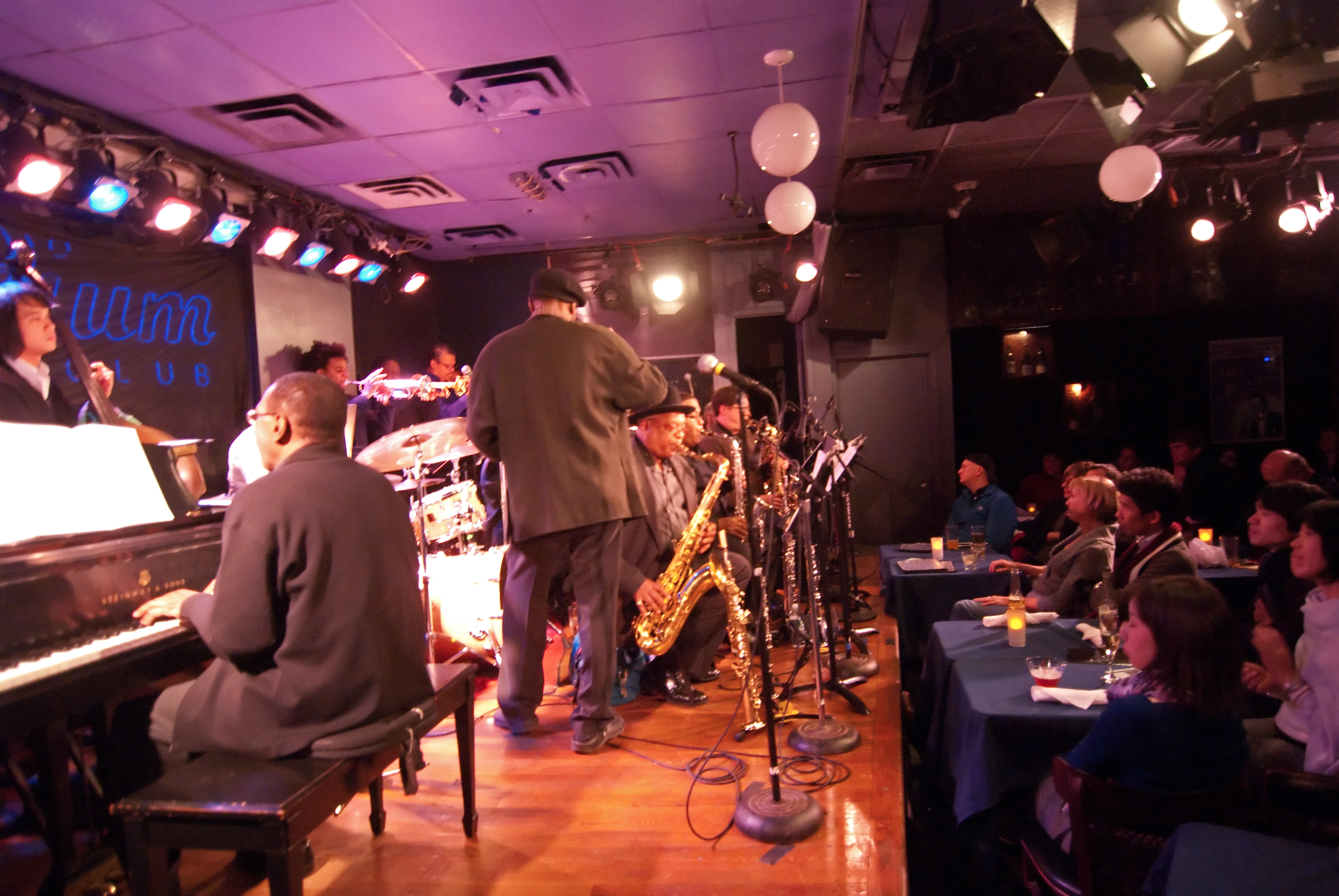 The Charles Tolliver Big Band Live at the Iridium