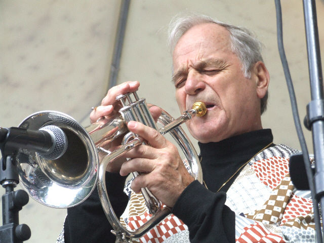 2006 Chicago Jazz Festival, Friday: Bobby Lewis Leading His Sextet