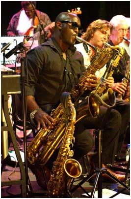 Tony Kofi 20575 Images of Jazz
