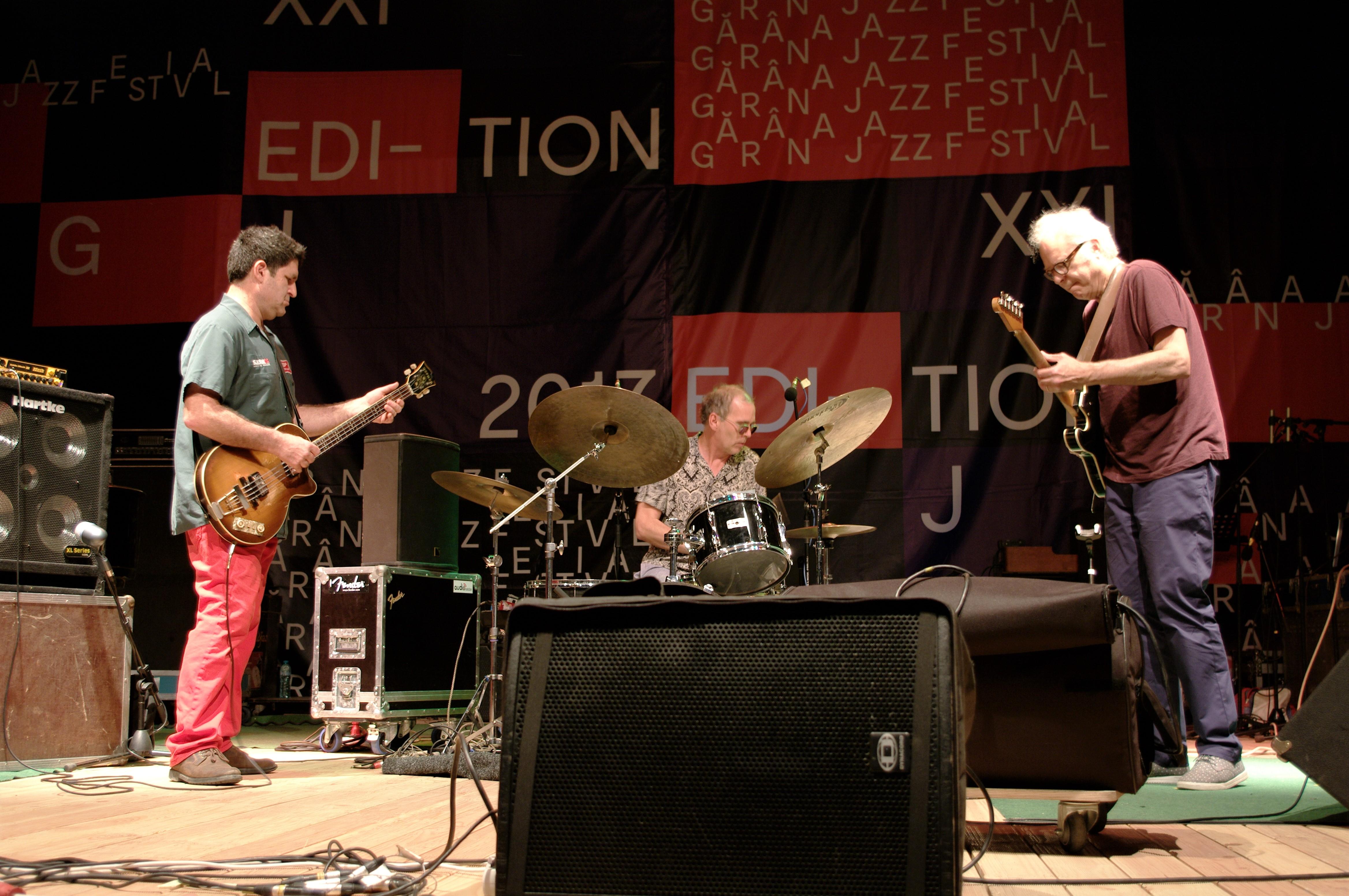 Bill Frisell Trio at Garana Jazz Festival