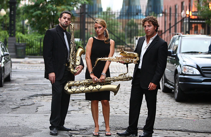 The Buffet Sax Trio
