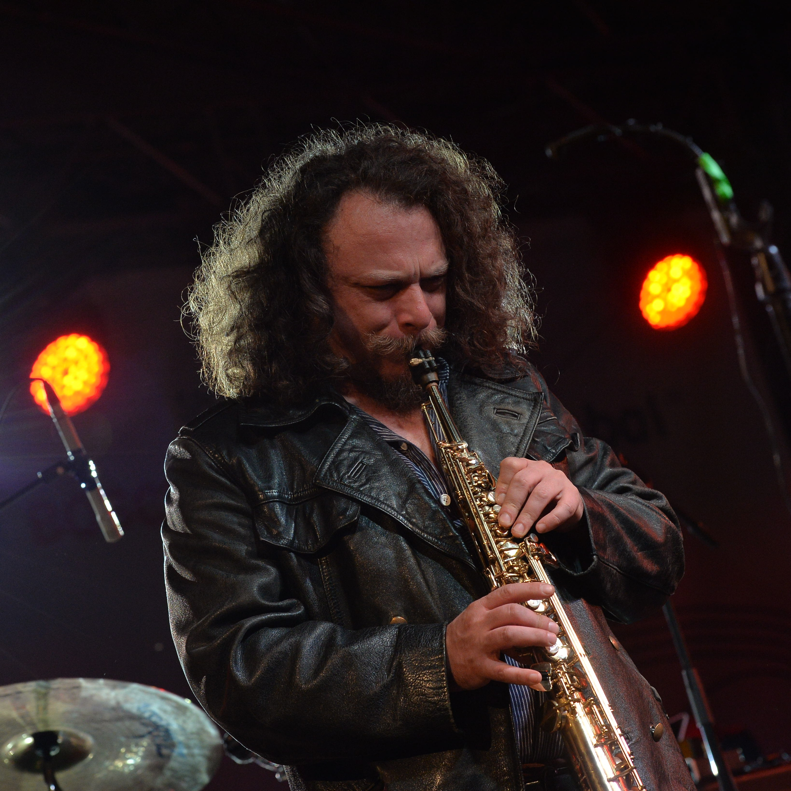 Edi Jak Neumann at Smida Jazz Festival 2017