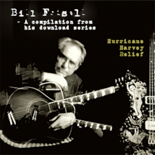 Bill Frisell Hurricane Harvey Relief Fund Live Download