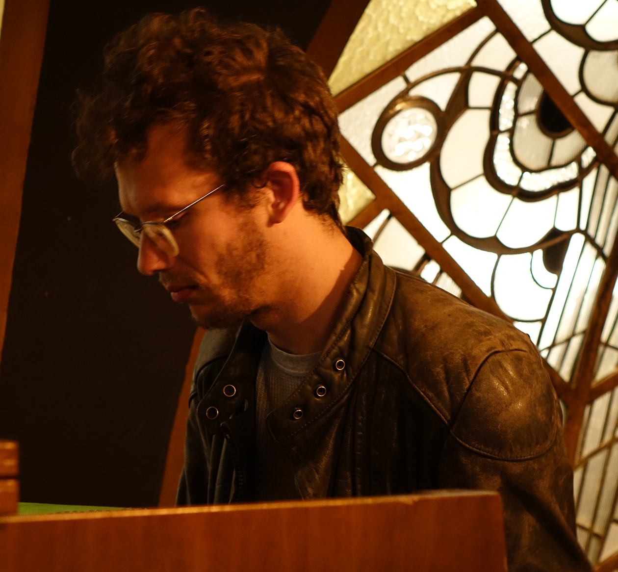 Oscar Jan Hoogland at Doek Festival 2015