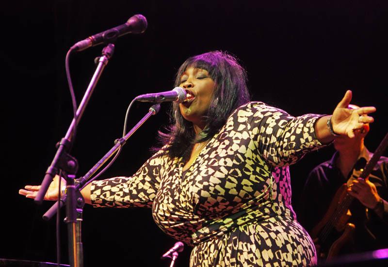 Ruby turner, love supreme jazz festival