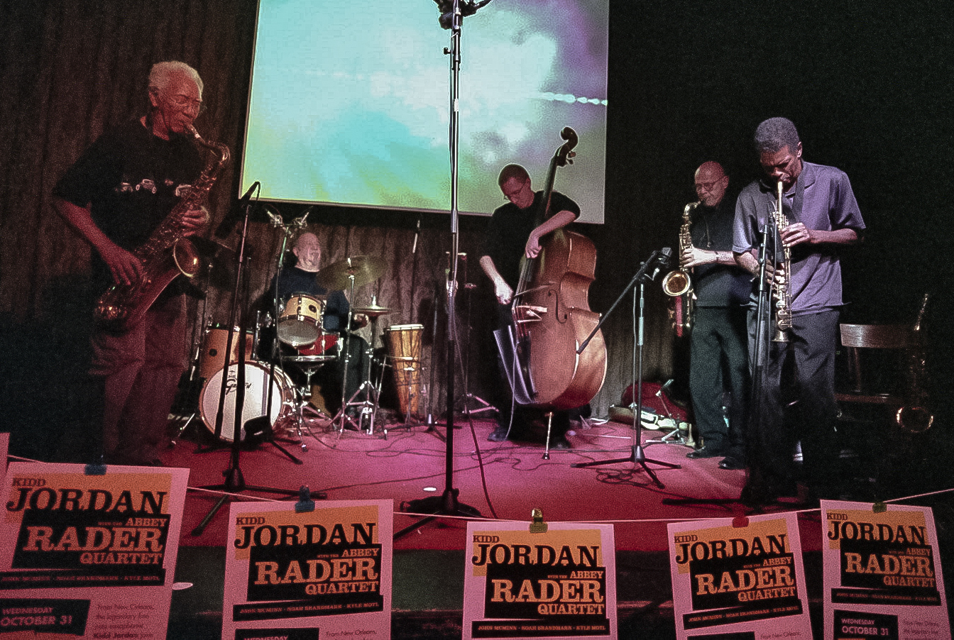 Abbey Rader's Generations Quartet with Kidd Jordan