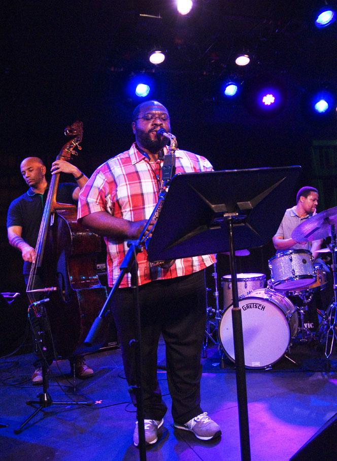 Darius Jones Quartet, td Ottawa Jazz Festival