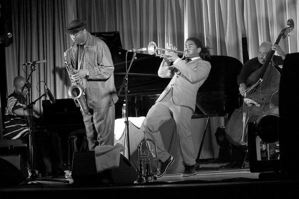 James Carter Quintet / Getxo 2009