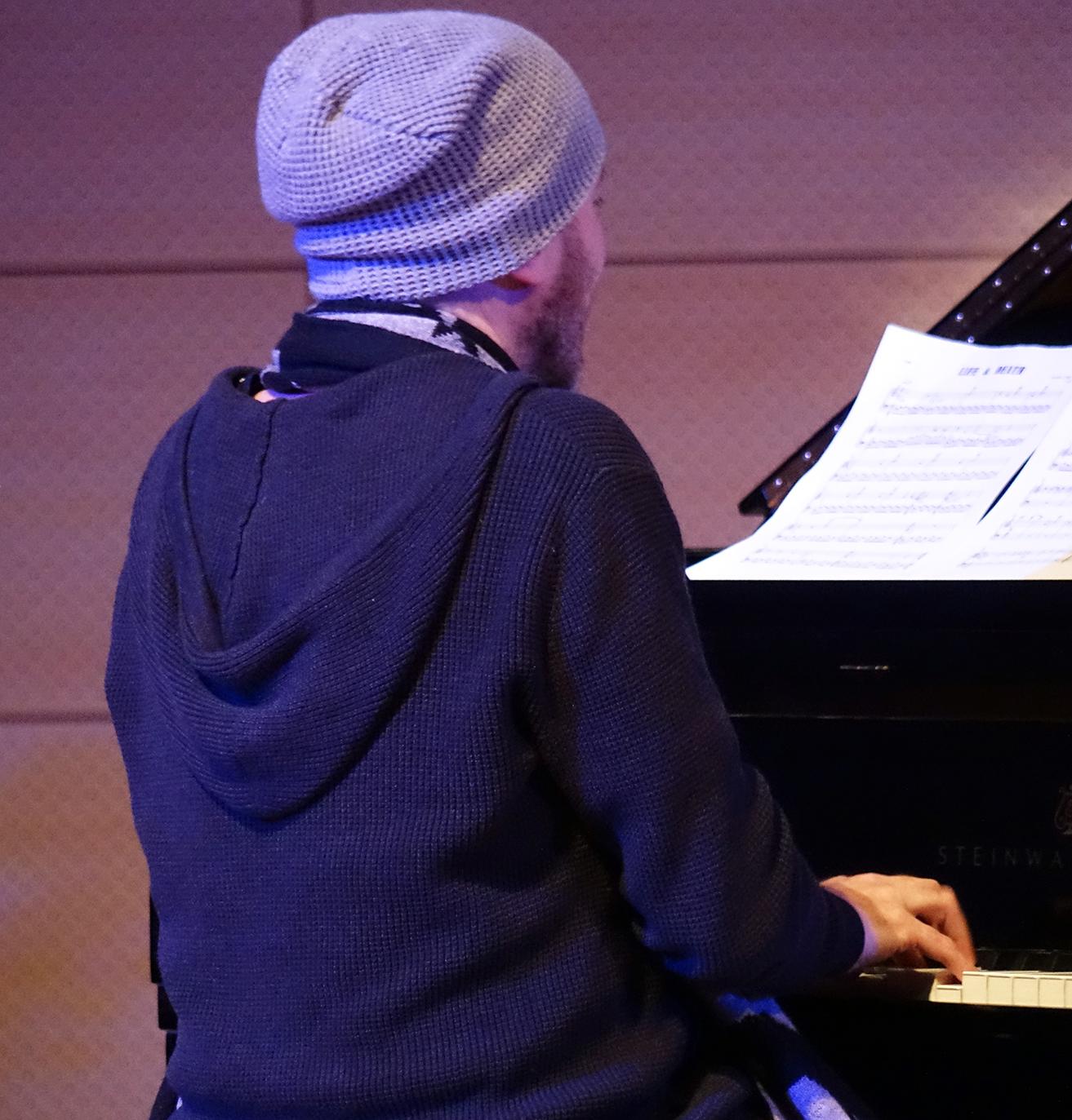 Jason Lindner at NYC Winter JazzFest 2016