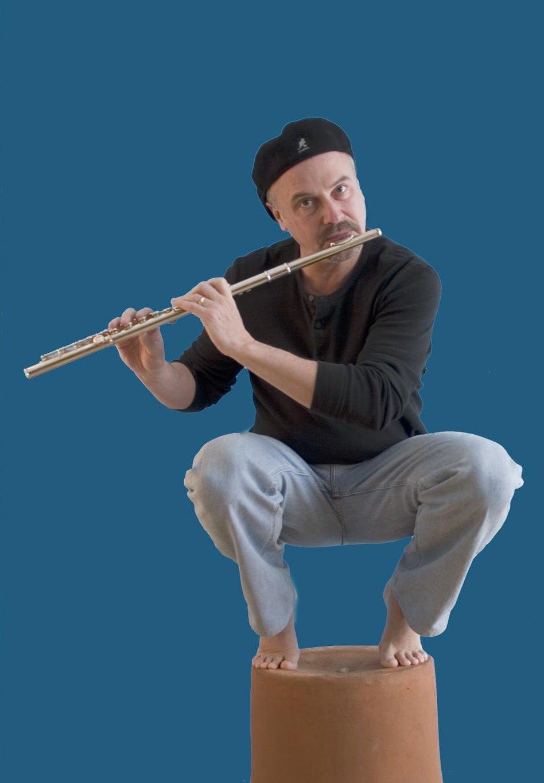 Paul Lieberman, Flute