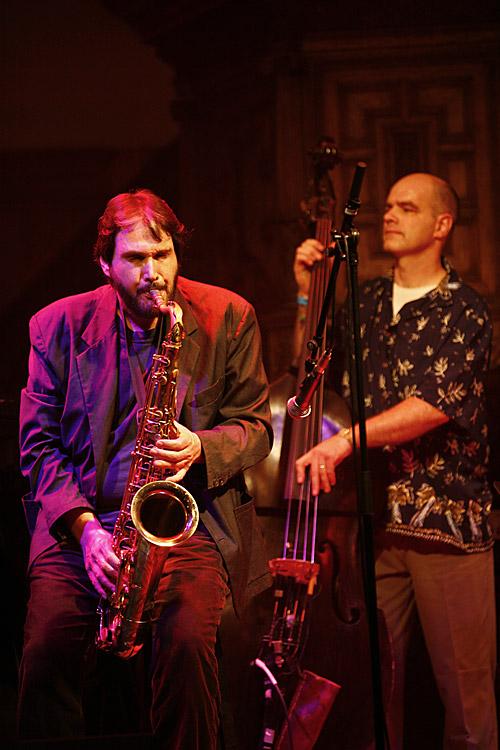 Steve Grossman3 Quartet Foto Eric Van Nieuwland