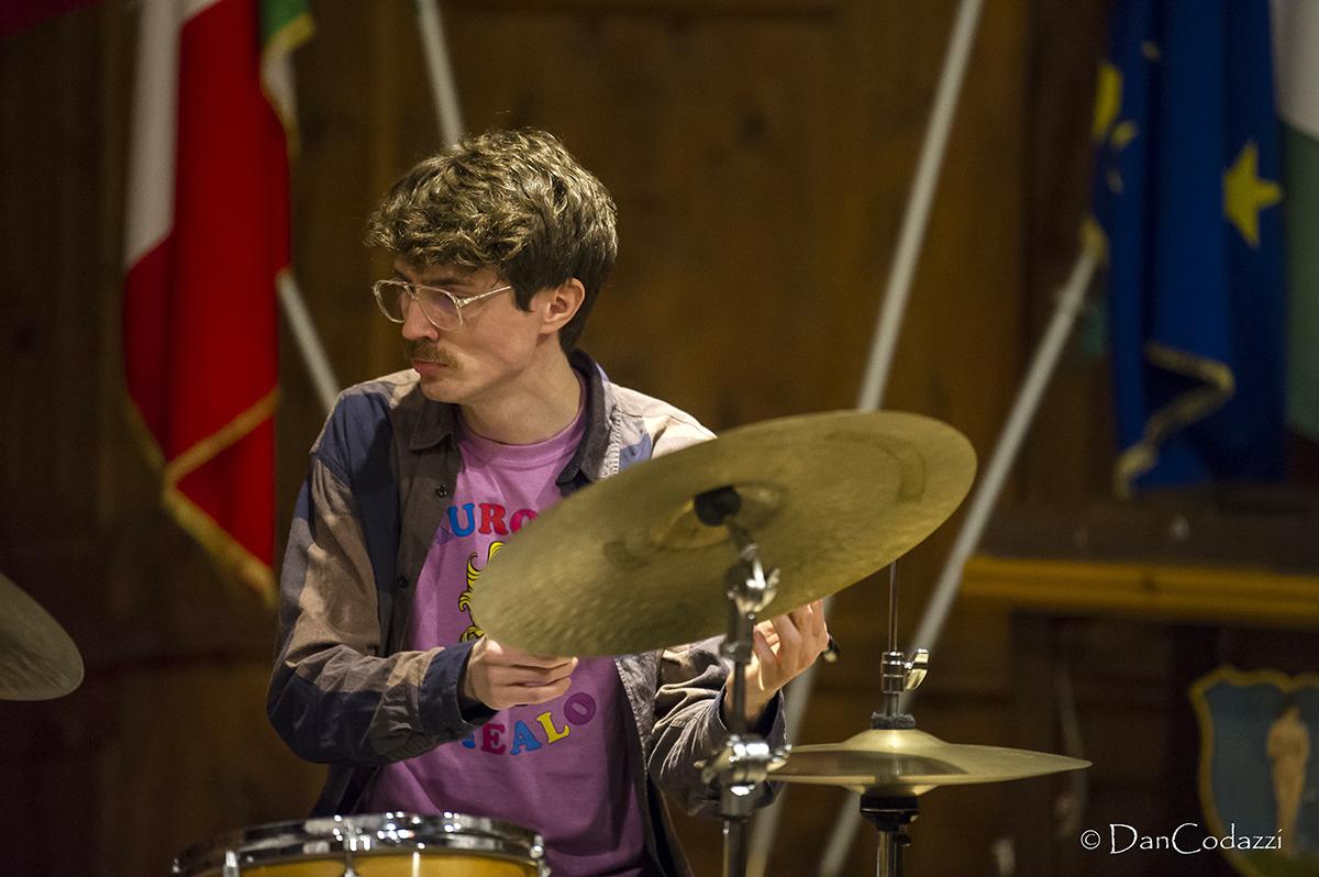 Emanuele Maniscalco,Dolomiti Ski Jazz 2019