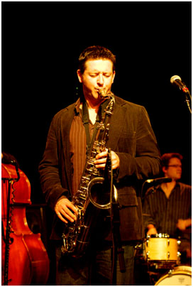 Paul Booth 21495 the Hawth, Crawley, East Sussex, UK. Nov. 2007 Images of Jazz
