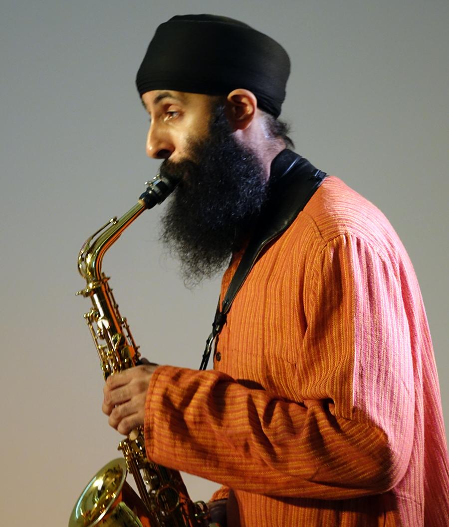 Neelamjit Dhilon at Guelph 2014