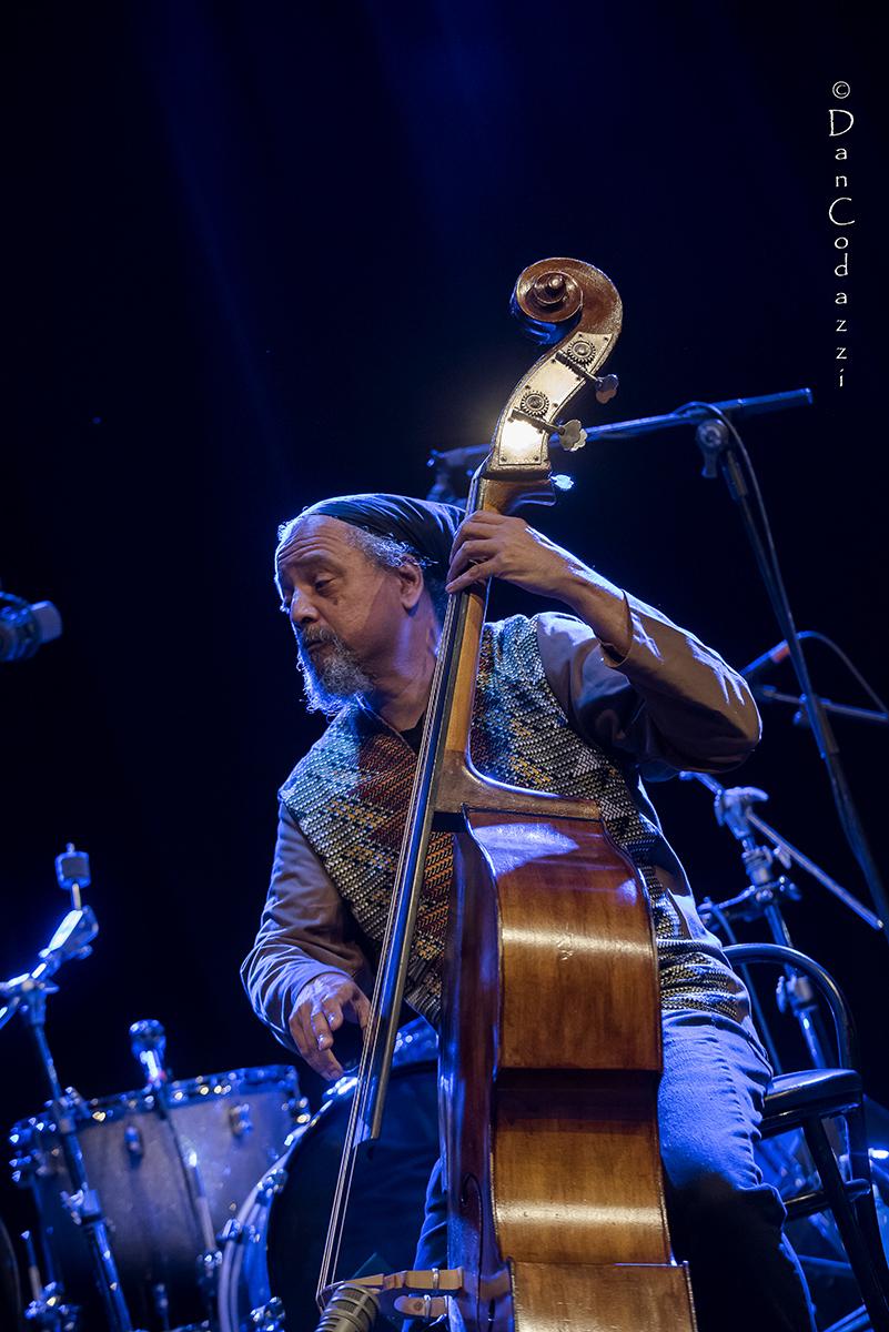 Jaribu Shahid at Sant'Anna Arresi jazz Festival 2018