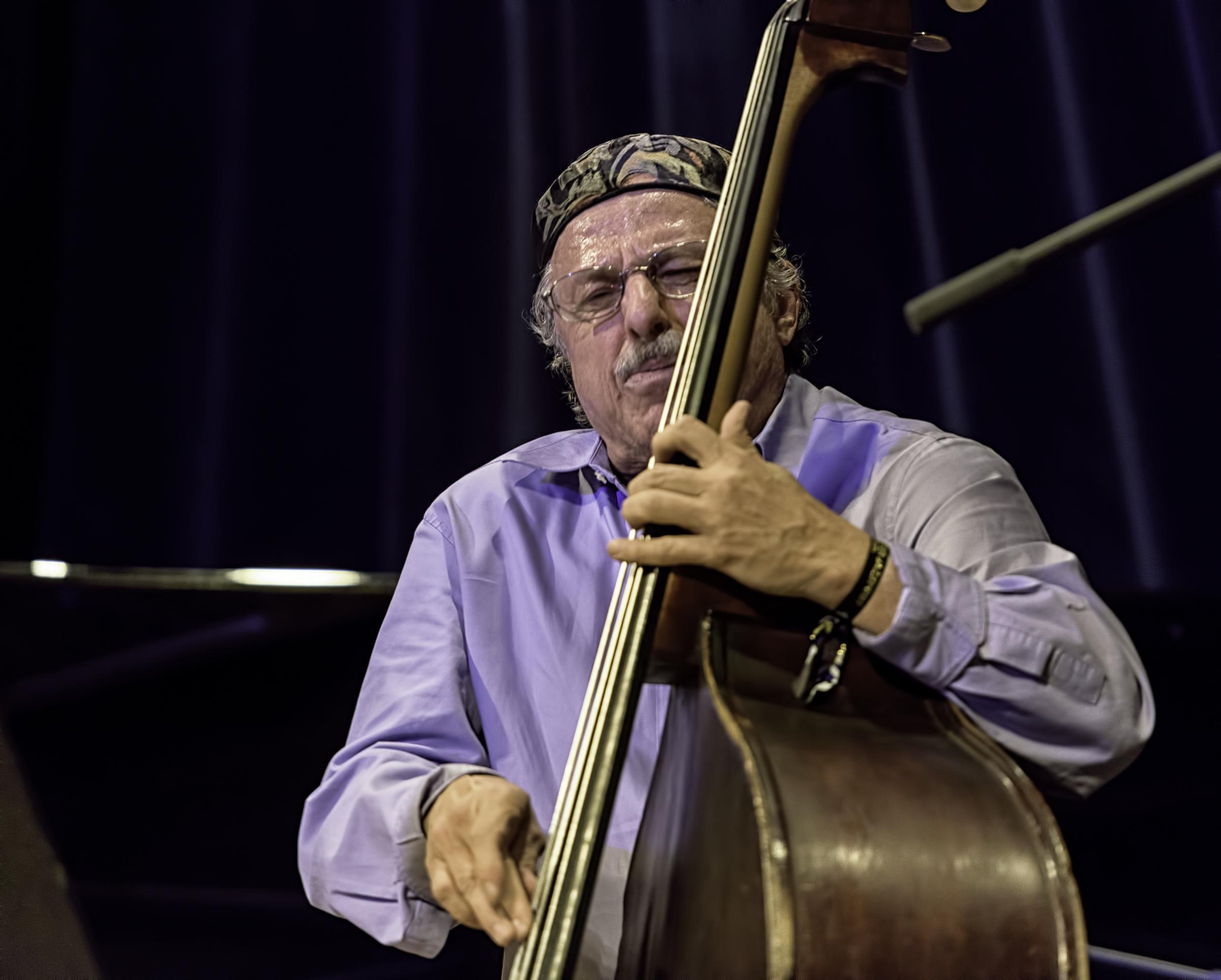 Joe Fonda With Ogjb Quartet At The Nyc Winter Jazzfest 2016