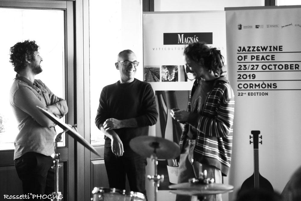Filippo Orefice Malaika Trio