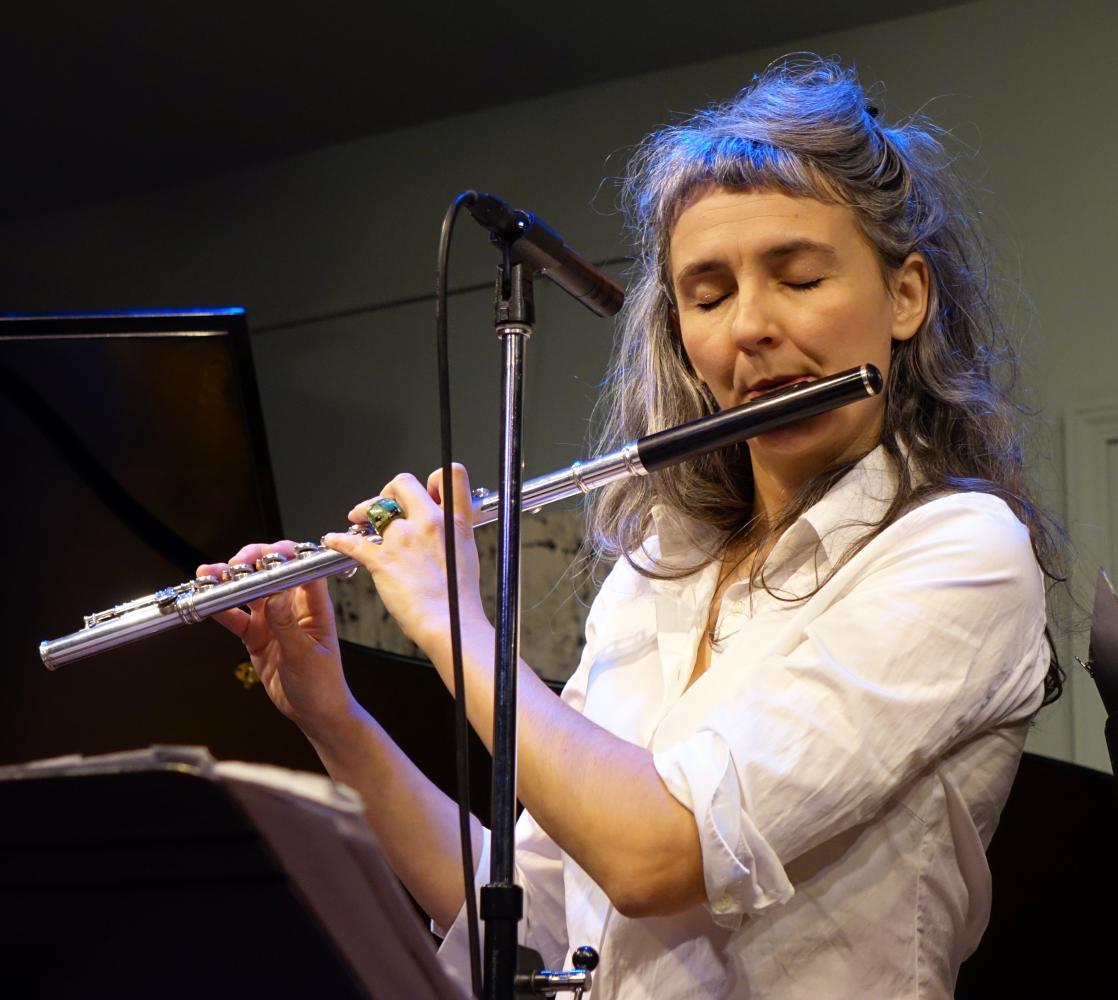 Sylvaine Helary at Edgefest 20
