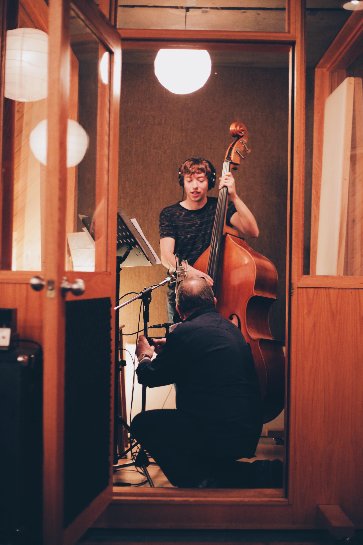 In the studio: Vol. 2