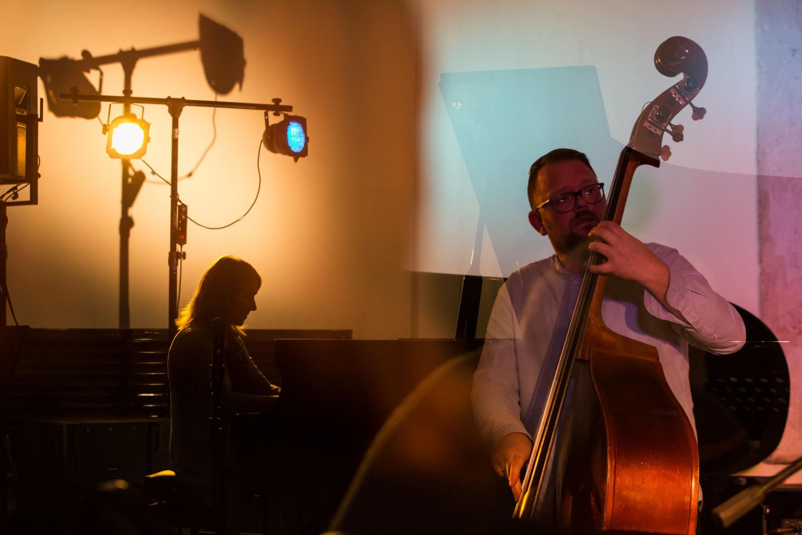 Sunna Gunnlaugs Trio, Vilnius Jazz festival 2017