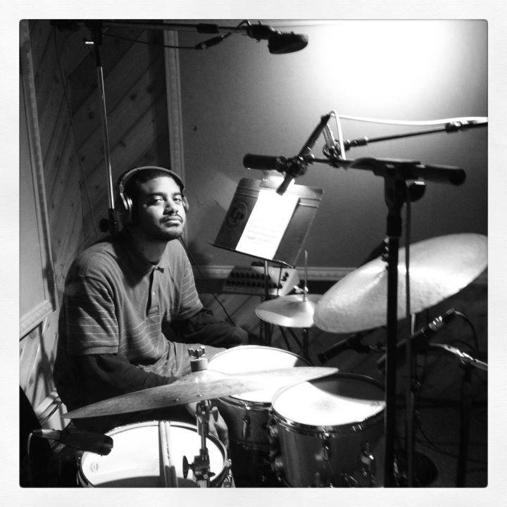 Wayne Smith Jr. in the Studio!