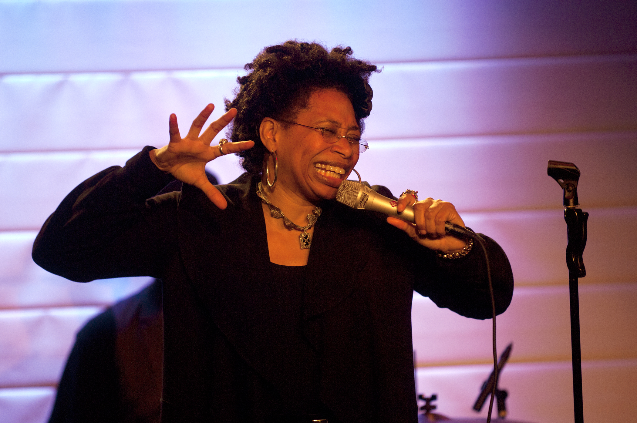 Rachelle Ferrell, the Rrazz Room (11.03.11)