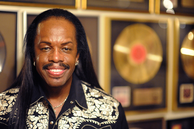 Verdine White: Shining Star