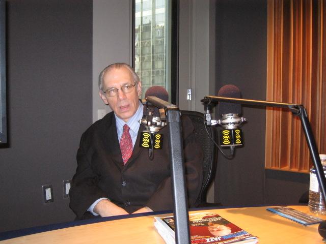 Todd Barkan, XM Satellite Radio NYC