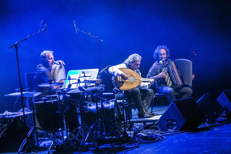 Rabih Abou-Khalil, European Jazz Conference 2017