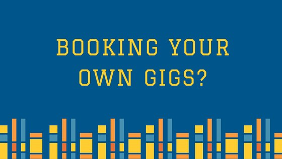 Booking Your Own Jazz Gigs?