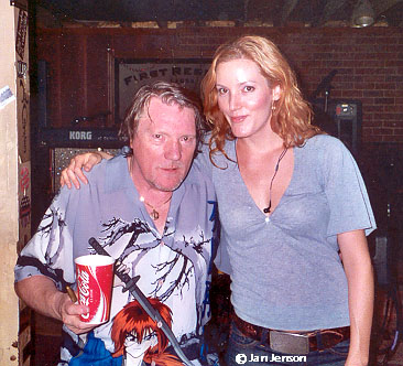Brian Auger & Daughter, Savannah