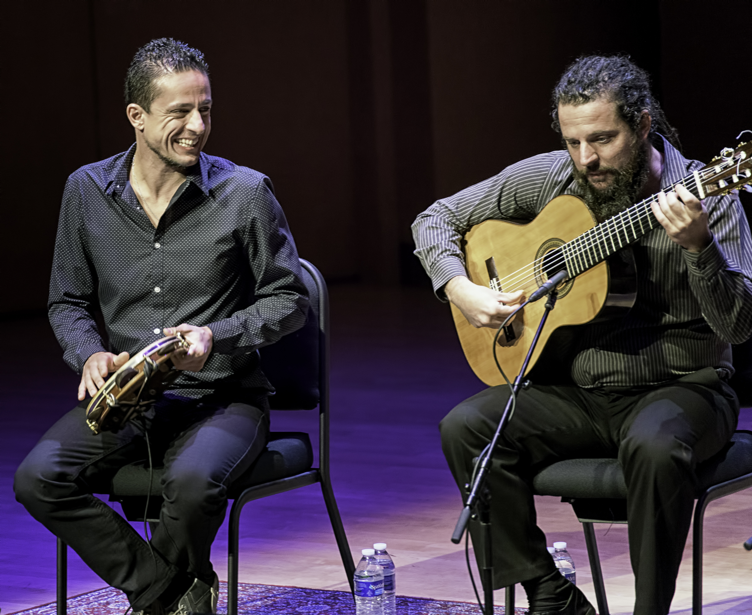 Alexandre Lora and Douglas Lora with Anat Cohen and Trio Brasileiro At The Musical Instrument Museum (MIM) In Phoenix