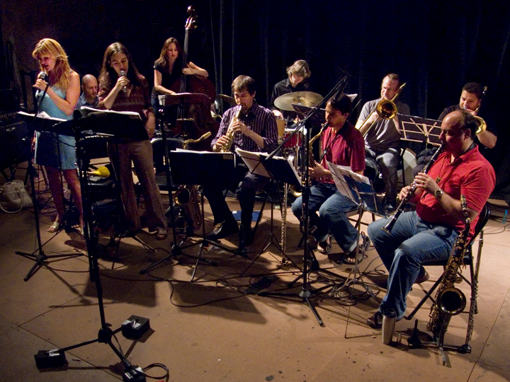 Cortelyou Composer Collective - Brooklyn Lyceum 2008
