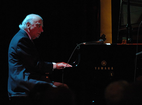 Dick Hyman, 2007 Toronto Jazz Festival